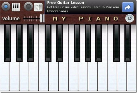 best piano app for android free download
