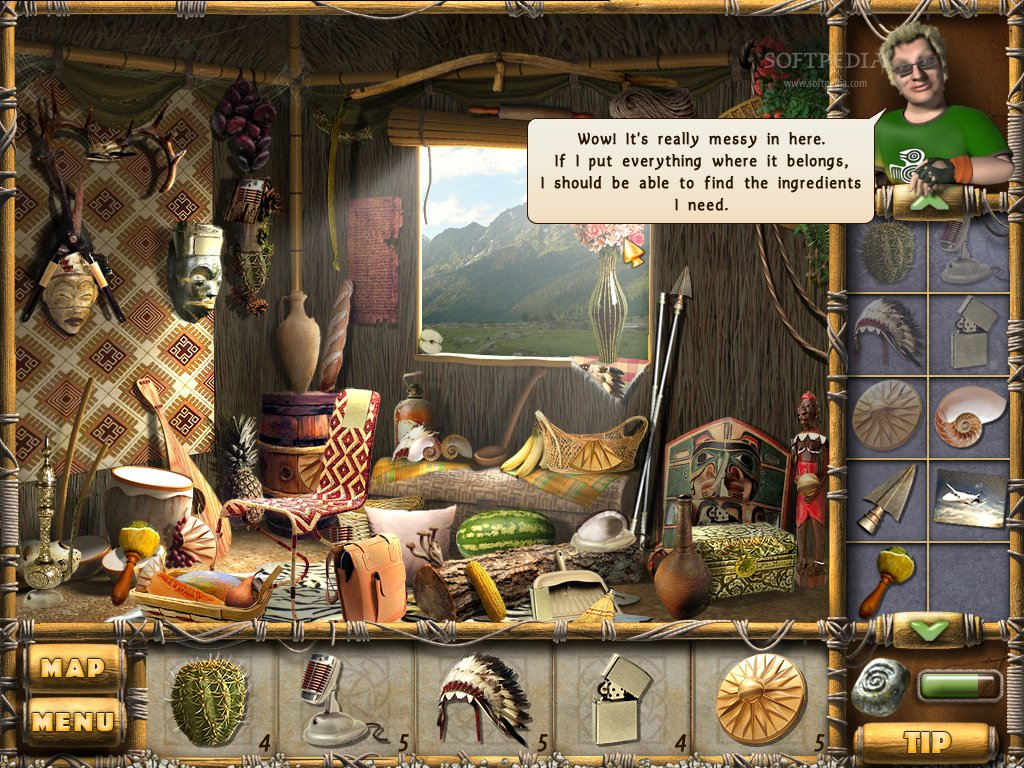 mystery island ii download for Mac