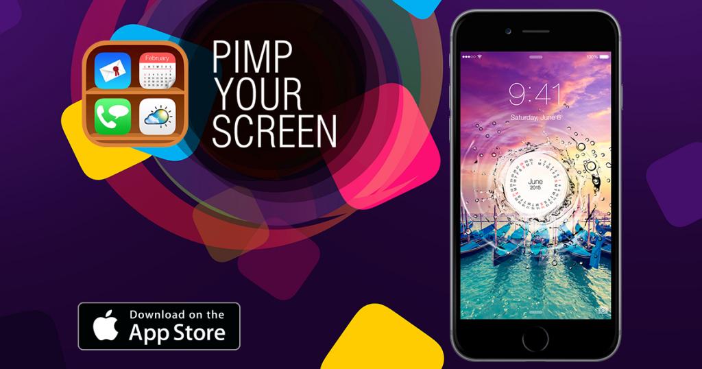 best themes app Pimp your screen