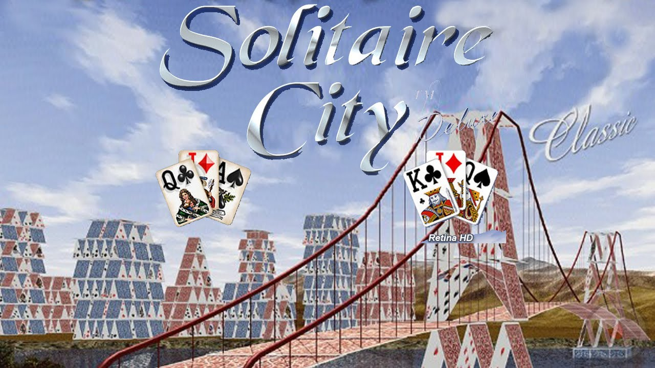 Solitaire city card game