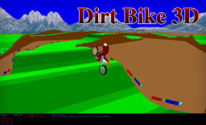 Dirt Bike 3D (Carbon) for Mac