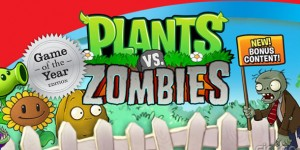 Plants vs zombies game of the year edition download