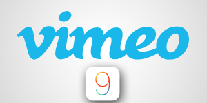 Vimeo best videos sharing app for ios