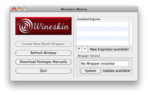 wineskin winery Mac download