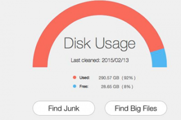 Disk Space Cleaner