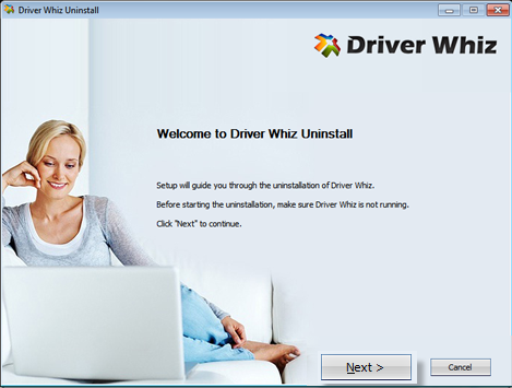 Uninstall Instructions for Driver Whiz