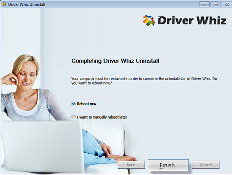 Completely Uninstall Driver whiz