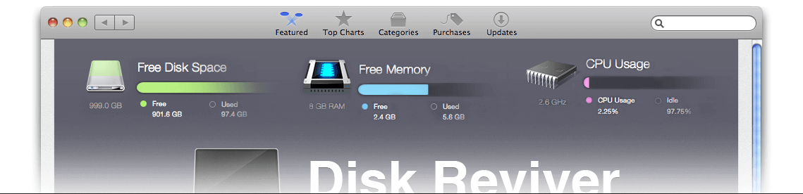 Download and install Disk Reviver