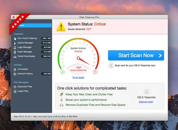 Best mac Disk Cleanup app