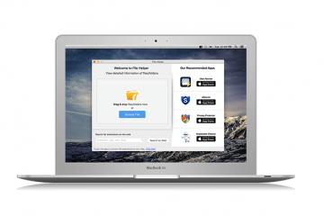 File Helper Mac App – To Open Any File on Mac