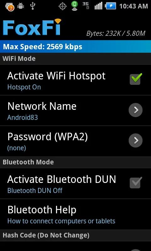 Free Wifi Hotspot App for Android without Rooting