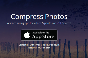 Compress Photo iOS App – Reduce Photo Size on iPhone, iPad
