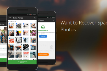 Resize Photos Android App – Reduce Photo Size & Save Space