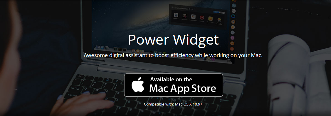Power Widget for Mac - Boost Efficiency Apps Optimizer