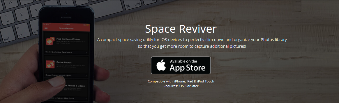 Space Reviver For IPhone