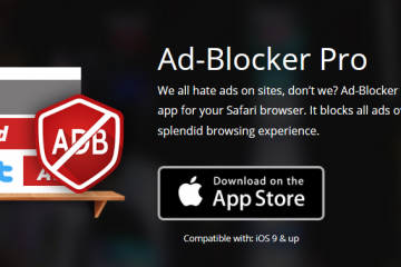 Ad-Blocker Pro App – Best Ad Blocker for iPhone and iPad on iOS