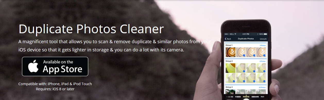 Duplicate Photos Cleaner for iOS