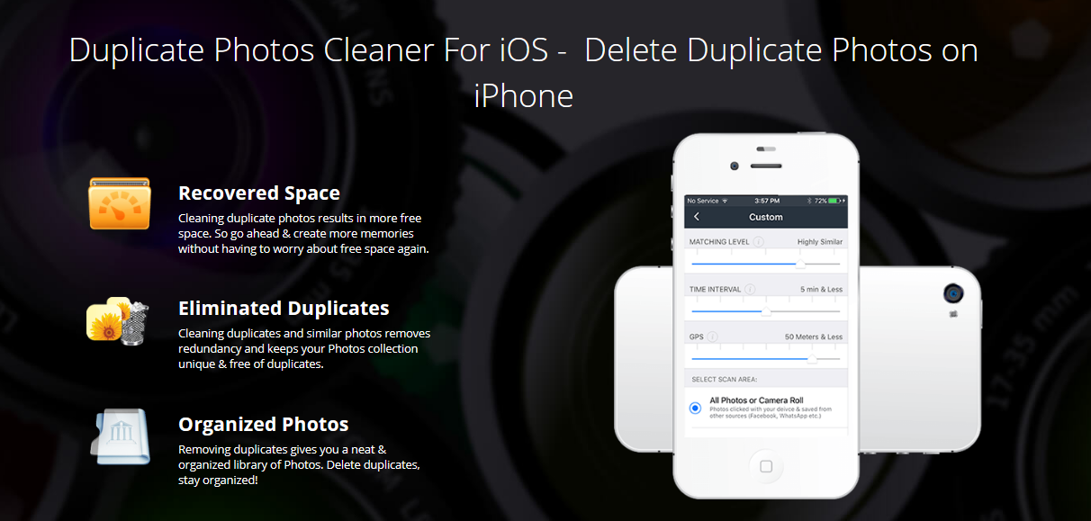 Get rid of duplicates on iphone